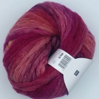 Rico Design Creative Smile Superchunky yarn - raspberry